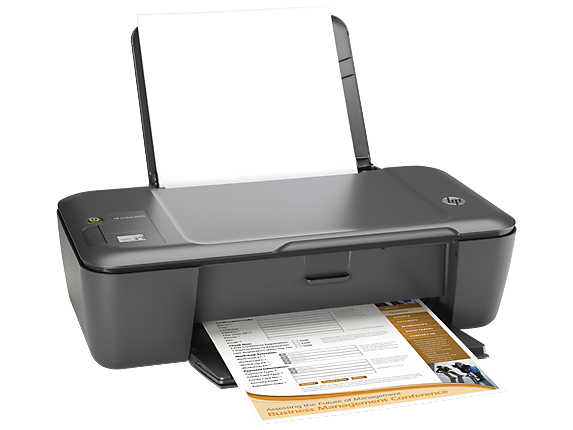 HP Deskjet 2000 Printer - J210c - Right