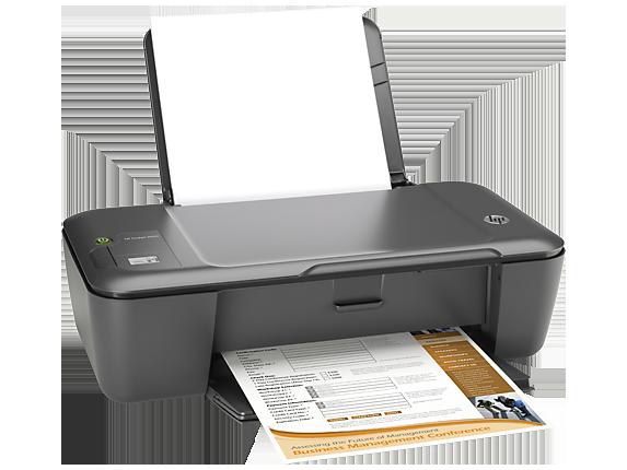 HP Deskjet 2000 Printer - J210b - Right