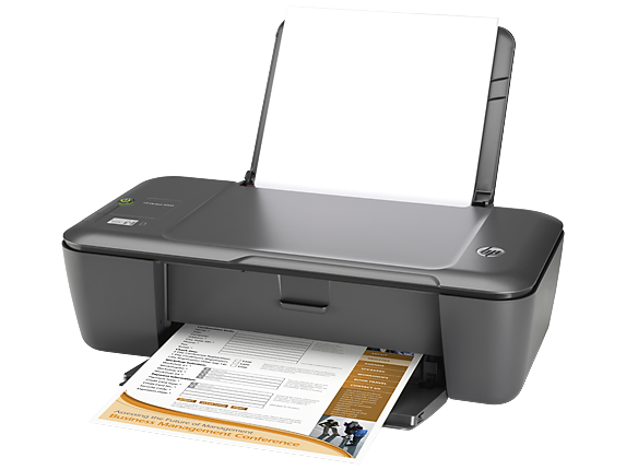 HP Deskjet 2000 Printer - J210c - Left