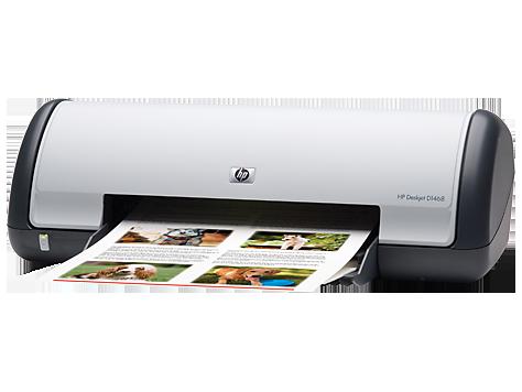 HP Deskjet D1468 Printer