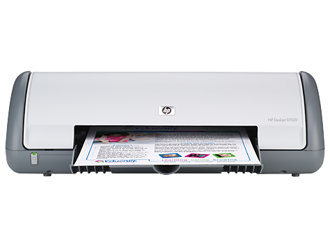 HP Deskjet D1558 Printer