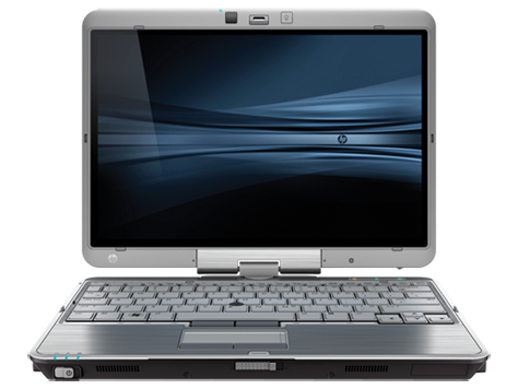 HP EliteBook 2740p tablet-pc