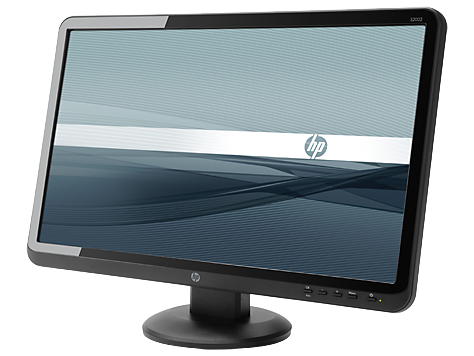 HP S2032 20-inch Widescreen LCD Monitor