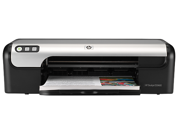 HP Deskjet D2460 Printer
