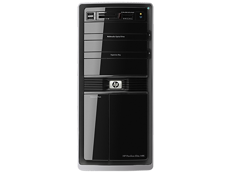 HP Pavilion Elite HPE-500 desktop pc-serien