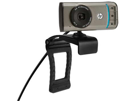 HP HD-3100 Webcam