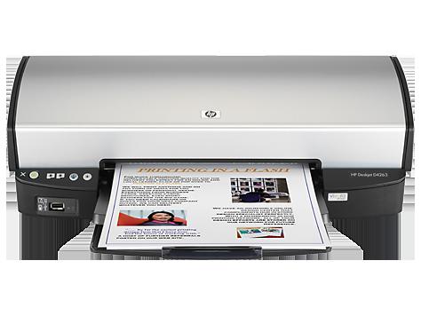 HP Deskjet D4263 Printer