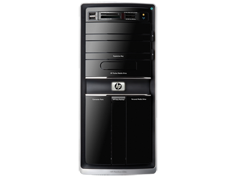 HP Pavilion Elite e9200 Desktop PC series