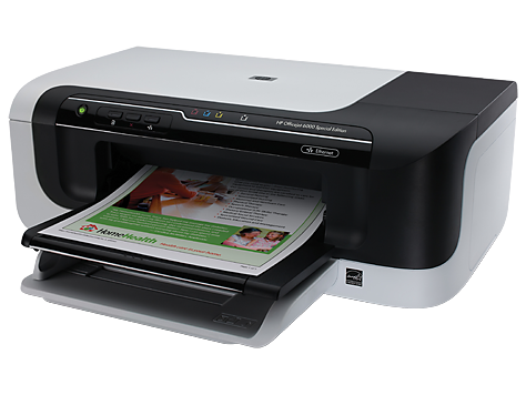 Принтер HP Officejet 6000 - серии E609
