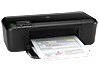 HP Officejet 4000 Printer - K210a - Right