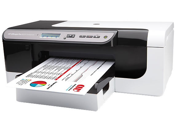 HP Officejet Pro 8000 Enterprise Printer - A811a