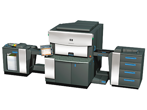 Gamme HP Indigo 7000 Digital Press