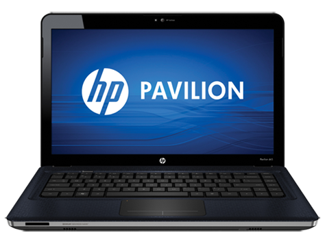 HP Pavilion dv5-2100 Entertainment Notebook serie
