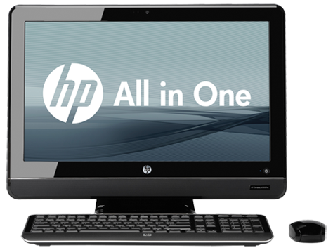 PC HP Compaq 6000 Pro All-in-One