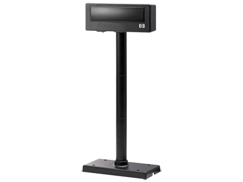 HP POS Pole 显示器