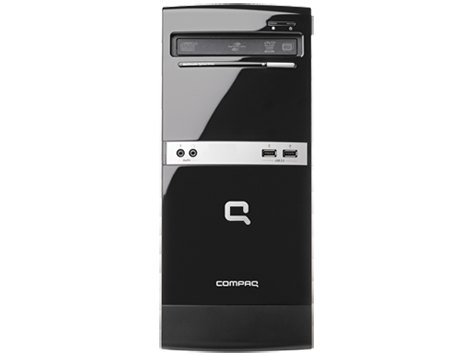 Compaq 300B Microtower-PC