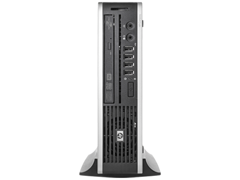HP Compaq 6005 Pro Ultra-Slim-Desktop-PC