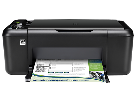 HP Officejet 4400 All-in-One -tulostinsarja - K410