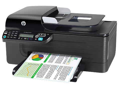 HP Officejet 4500 多功能事務印表機系列 - K710