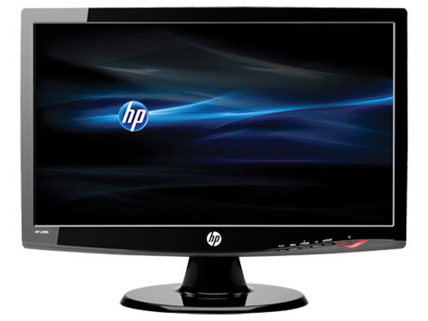 Monitor LCD HP L200b widescreen, 20 polegadas