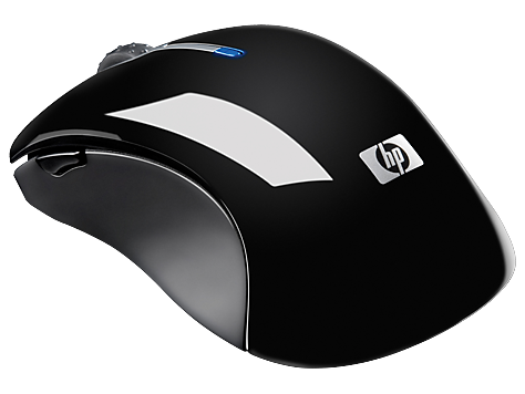 HP Wireless Eco-comfort Mobile Mouse