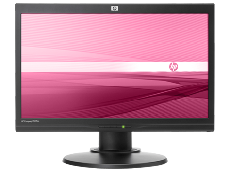 Monitor LCD panorámico táctil de 21,5 pulgadas HP Compaq L2105tm