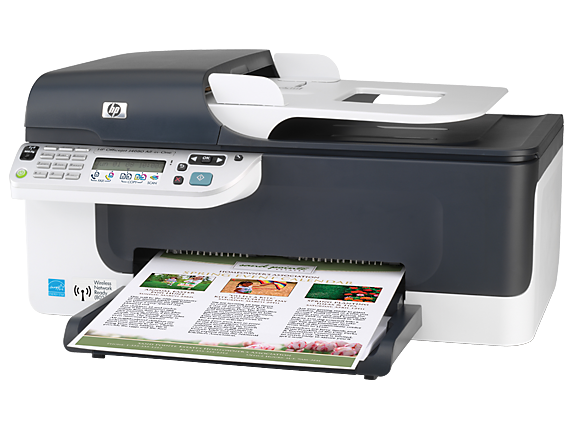 HP Officejet J4680 All-in-One Printer