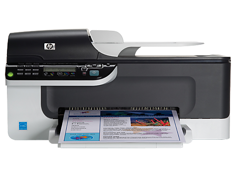 HP Officejet J4550 All-in-One Printer