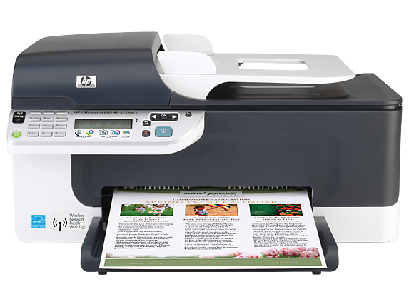 HP OFFICEJET J4680 ALL IN ONE PRINTER DRIVER