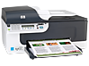 HP Officejet J4680 All-in-One Printer - Right