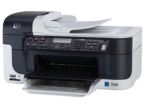 HP Officejet J6400 All-in-One Serie