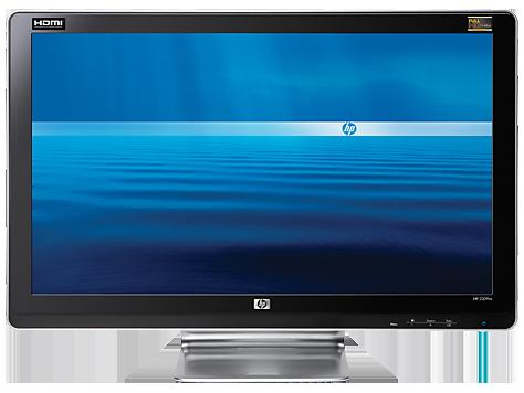 Serie de monitores de panel plano HP de 23 pulgadas