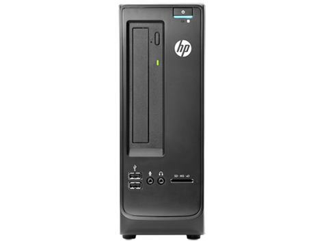 PC HP 100b con factor de forma reducido