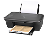 HP Deskjet 1051 All-in-One Printer - Left