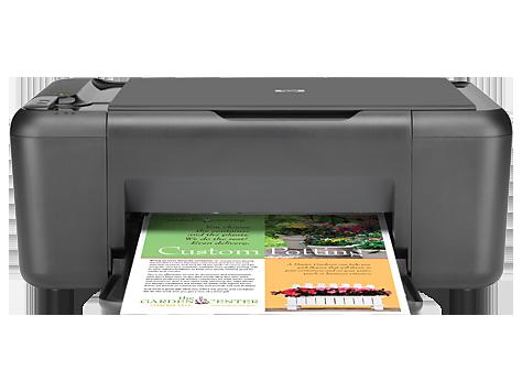 HP Deskjet F2476 All-in-One Printer