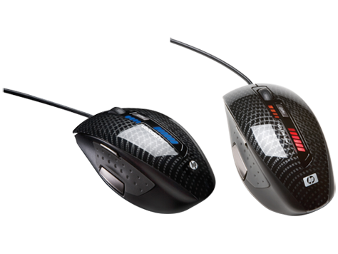 HP Voodoo Laser Gaming Mouse series