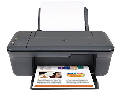 Серия принтеров HP Deskjet Ink Advantage 2060 All-in-One - K110