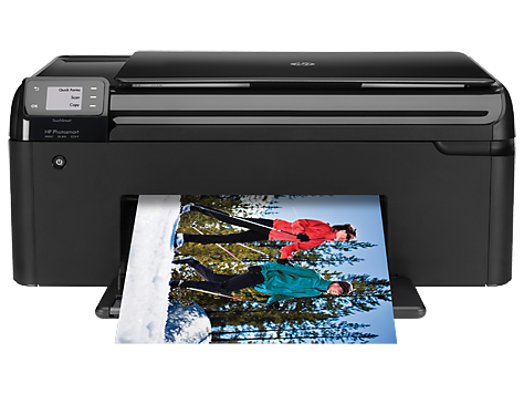 HP Photosmart All-in-One Printer series - B010