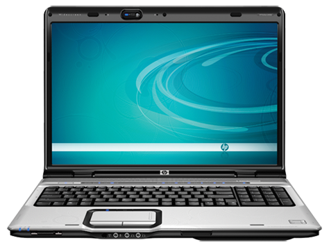 HP Pavilion dv9800 Entertainment Notebook serie
