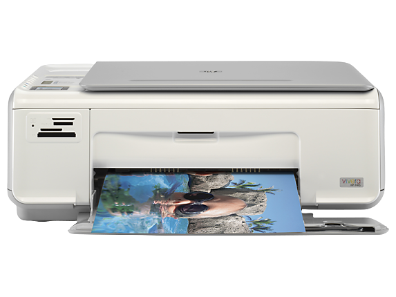 HP Photosmart C4240 All-in-One Printer