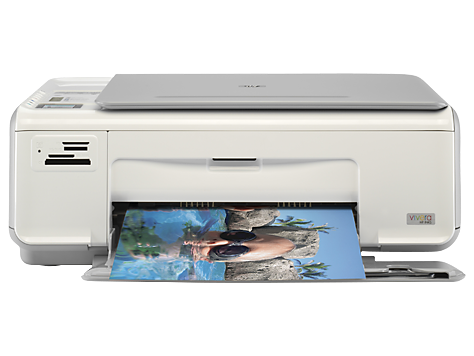 HP Photosmart C4205 All-in-One Printer