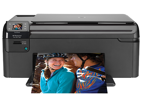 HP Photosmart All-in-One Printer - B109a