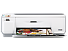 HP Photosmart C4435 All-in-One Printer - Center