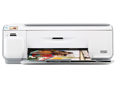HP Photosmart C4490 All-in-One Printer