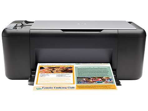 HP Deskjet F4435 All-in-One Printer