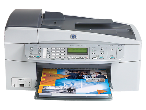 HP Officejet 6200 All-in-One Printer series