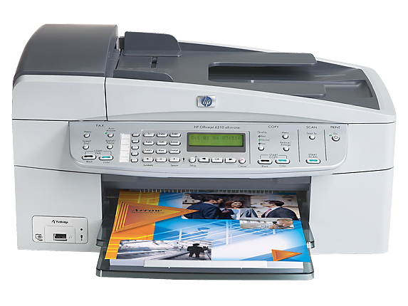 HP Officejet 6210xi All-in-One