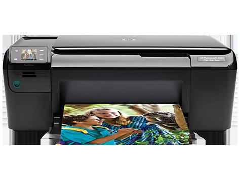 HP Photosmart C4685 All-in-One Printer
