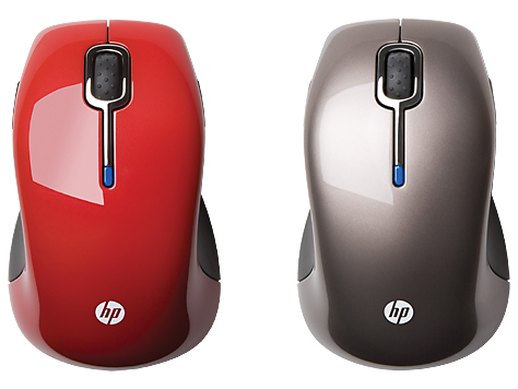 HP Wireless Comfort Mobile Mouse series