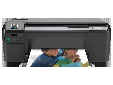 HP Photosmart C4740 All-in-One Printer